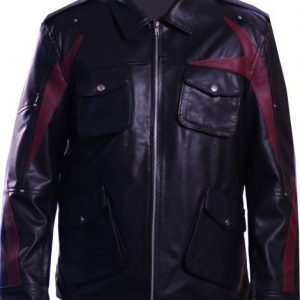Mens Prototype Leather Jacket
