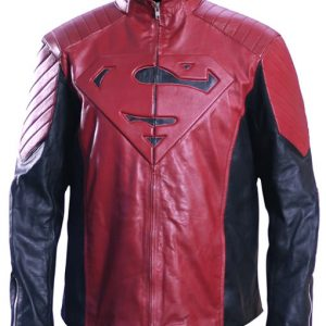 Men's Superman Smallville Jacket