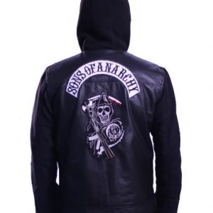 soa leather jacket