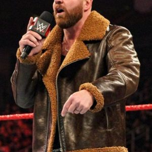 Dean Ambrose Leather Jacket