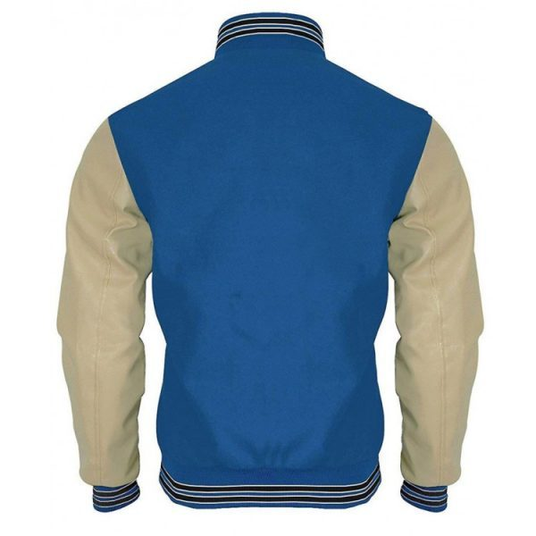 13 reason why blue letterman jacket