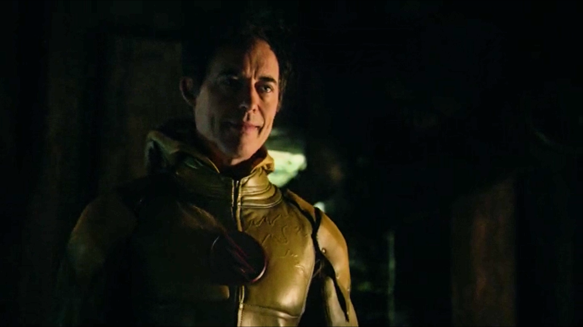 Eobard Thawne leather jacket