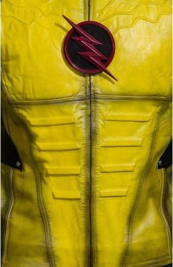 eobard thawne jacket real leather