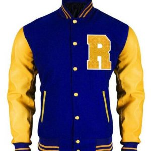 Riverdale Archie Andrews Varsity Leather Jacket