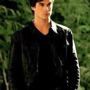 Damon Salvatore Leather Jacket