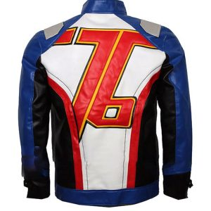 soldier 76 leather jacket costume