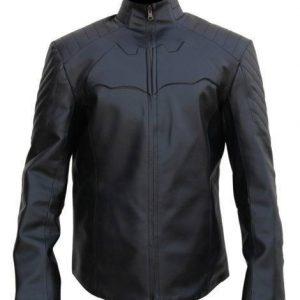 Batman Leather Jacket Costume