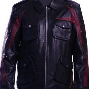 Mens Prototype Leather Jacket