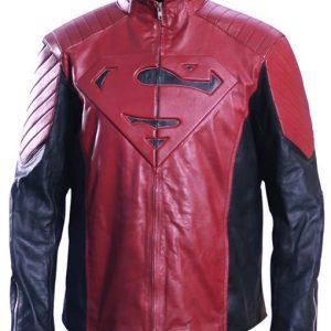 Men's Superman Smallville Jacket