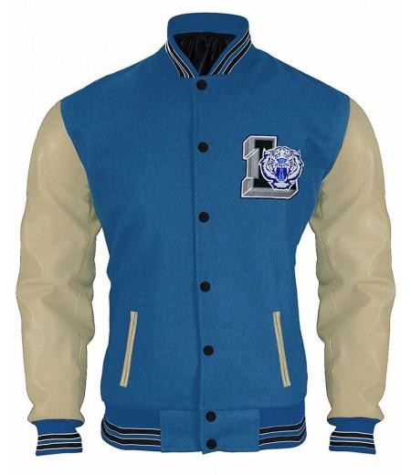 13 reasons why varsity jacket